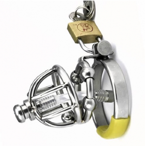 Heavy Duty Steel Chastity Device review